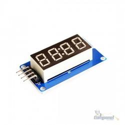 Modulo Com Display 4 Digitos TM1637